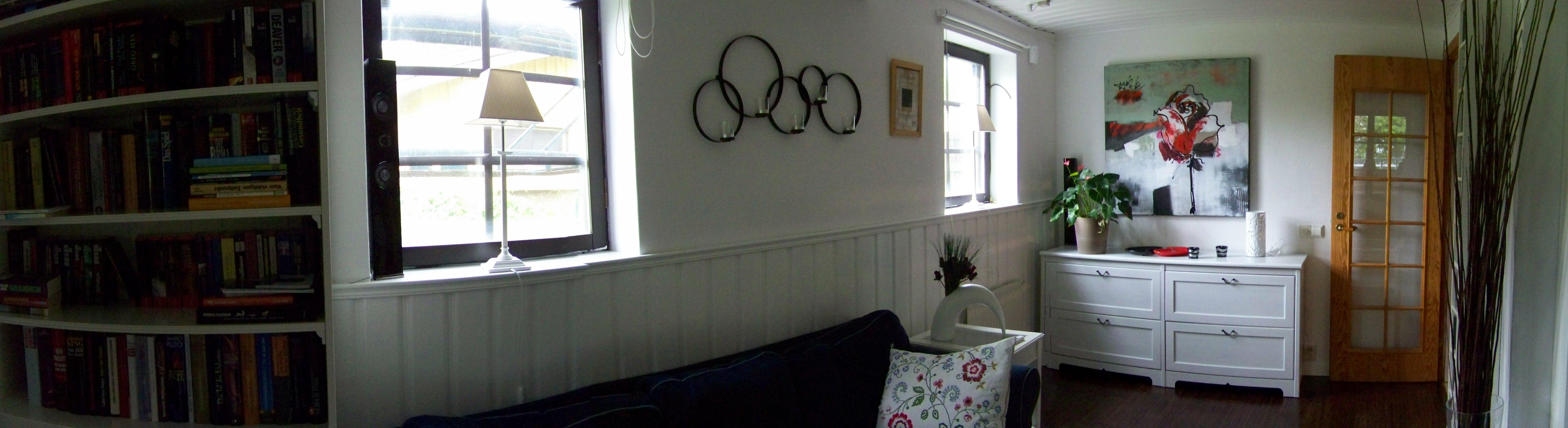 Wohnzimmer unser leben in schweden for Panoramabilder wohnzimmer