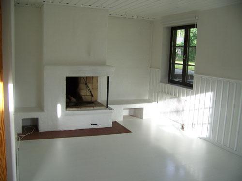 Wohnzimmerboden fertig!   Unser Leben in Schweden